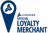 Exciting Things is an Offical Loyalty Merchant for Lyoness