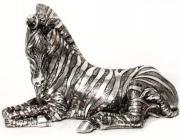 Silver Lying Zebra  -  23 cm (TNAN 08)