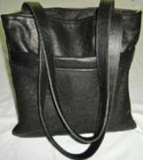 Serena Handbag  -  Leather (ERSERBLL)