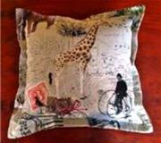 Colonial Print Scatter Cushion (ERSCCOT)