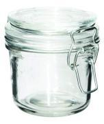 Round Clip Top Jar  -  150 ml - 8 cm (TTLI 09)