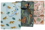 Animal Print Gift Bag  -  S  (Mixed) (TNZ6 14)
