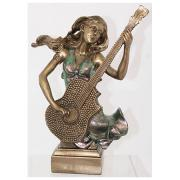 Lady with Guitar  -  36 cm (TNAJ 49)