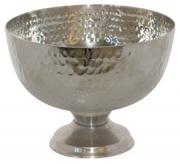 Alu Footed Posy Vase  -  Medium  -  15 (H) x 21 (D) (TAHM 83)