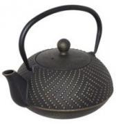 Oian Black Cast Iron Tea Pot  -  900 ml (TNZ5 83)